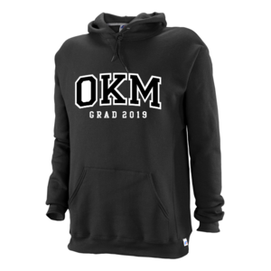 OKM 2019 Grad clothing is on sale now!