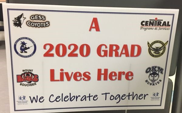 """<div class=""""ExternalClass2A6286D8F2774F1691C7F0141F17777F""""><p>Go outside, make some noise, and cheer for our amazing 2020 Grads!<br><a href=""""https&#58;//www.youtube.com/watch?v=HHVSsTRvIJo"""" target=""""_blank"""">https&#58;//www.youtube.com/watch?v=HHVSsTRvIJo</a><br></p></div>"""